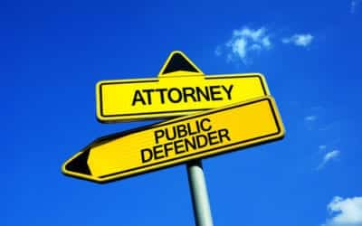 When are You Entitled to a Public Defender in a South Carolina Criminal Case?